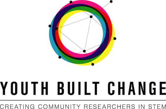 Youth Built Change Logo
